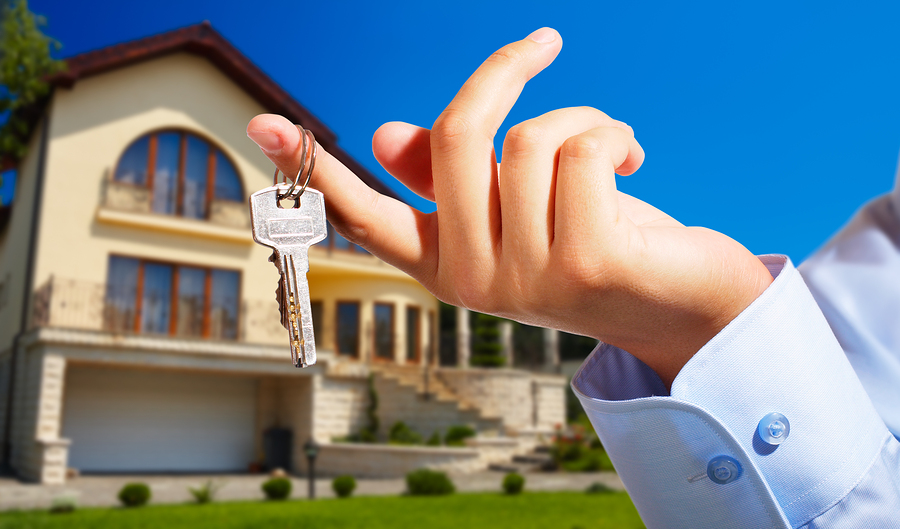 Achat d'une propriété avec courtier immobilier