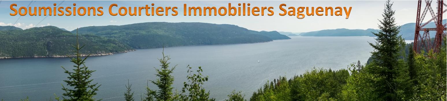 Soumissions Courtiers Saguenay Votre Comparateur Immobiliers