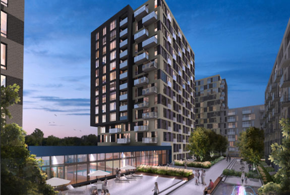 Condo District Griffin – Griffintown Image 6