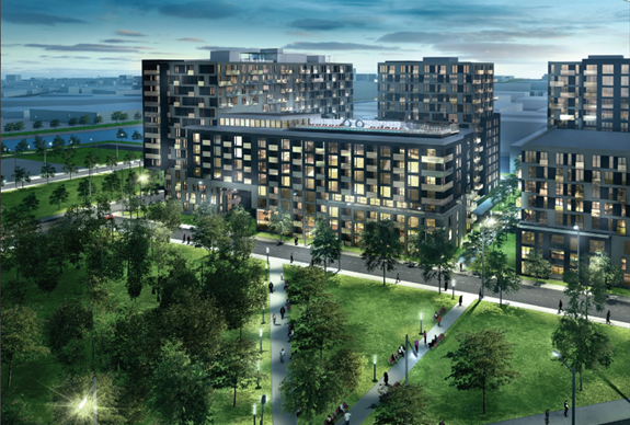 Condo District Griffin – Griffintown