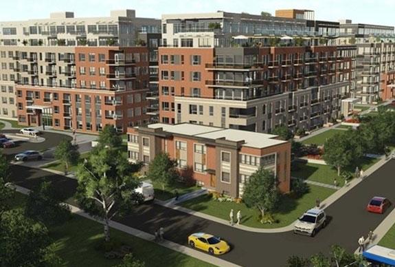 Quartier Victoria Phase 3 Saint Lambert Image 2