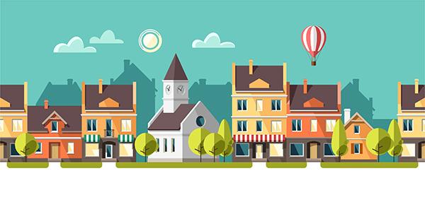 Type de maison : Maison unifamiliale , jumelé , maison de ville , condo