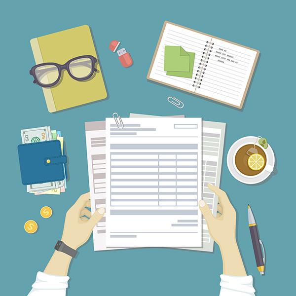 Documents pour obtenir votre prêt hypothécaire