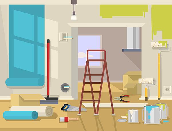 Rénover pour augmenter la valeurs d'une maison