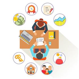 étapes vente documents