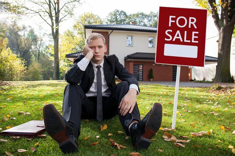 Pas reussi a vendre sa maison soi meme apres 6 mois