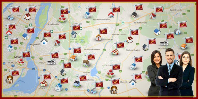 Comparer les meilleurs courtiers immobiliers au quebec en 2018