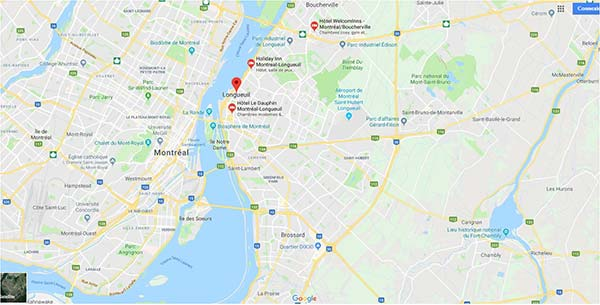 carte-longueuil-et-villes-avoisinantes