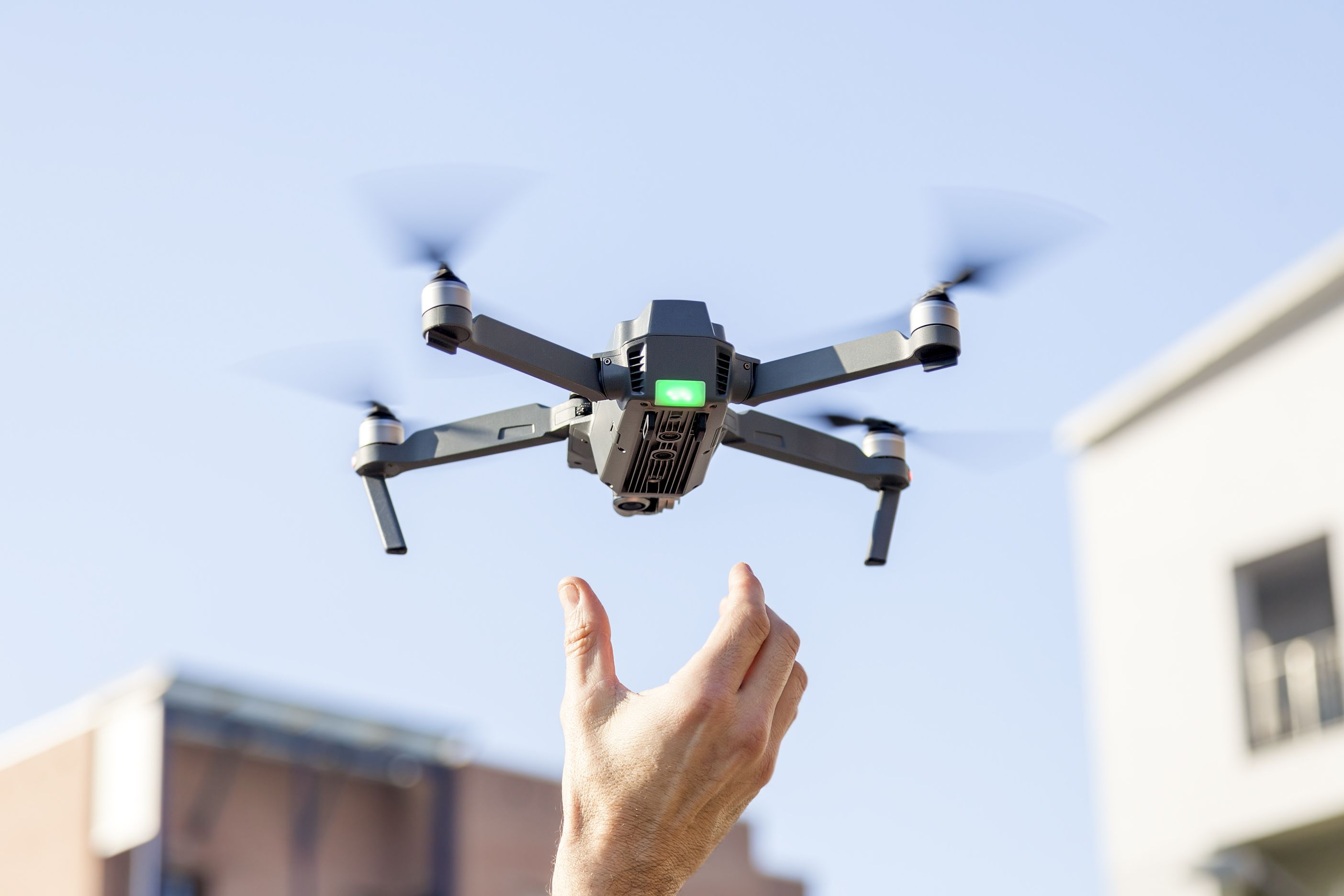 drone technologies immobilier