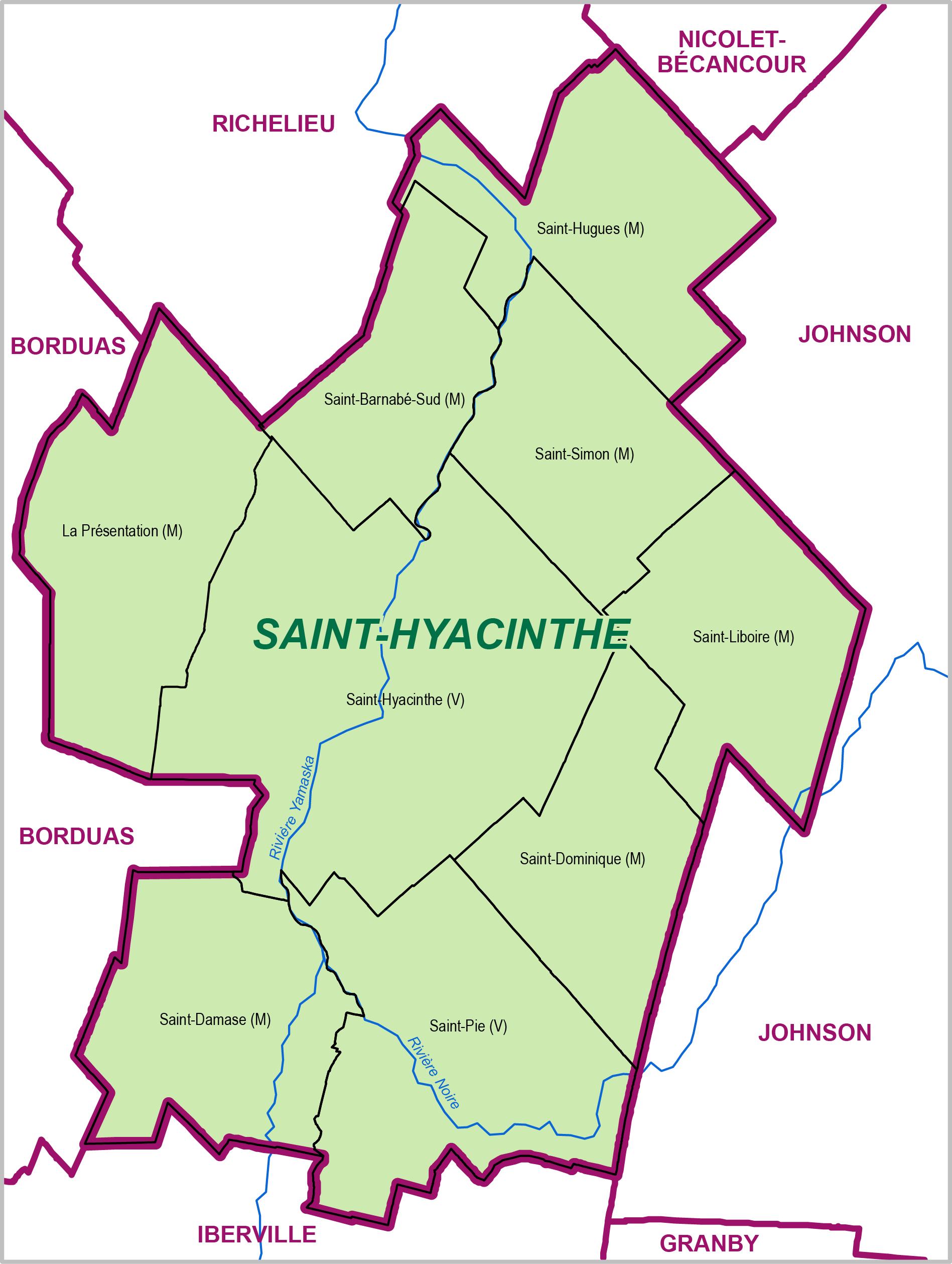 ville saint hyacinthe