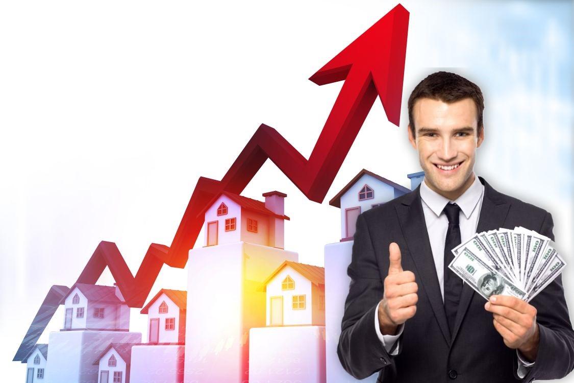 maisons prix augmentation