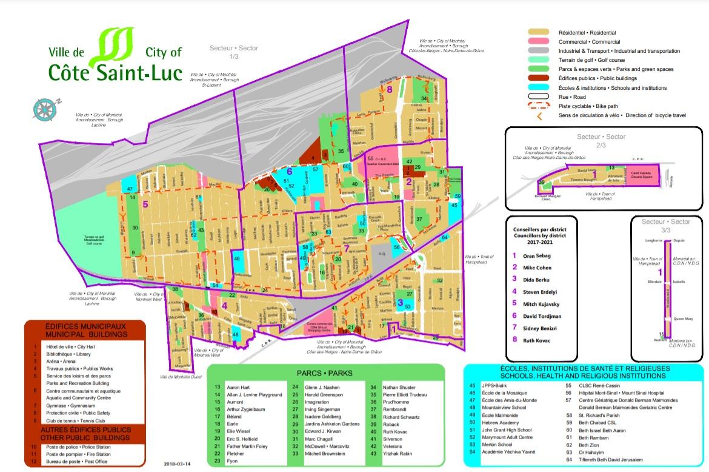 ville cote saint luc amenagement-territoire